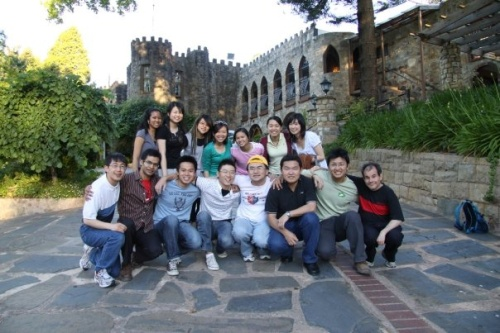 at Camelot Castle