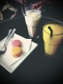 macaroons & drinks